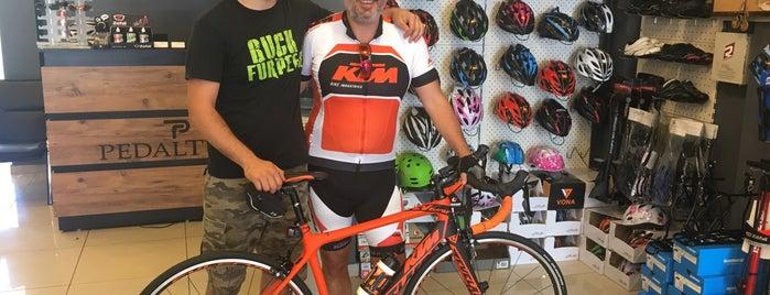 PedalTürk is one of Bisiklet.