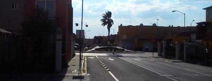 Geo Tultepec is one of x.