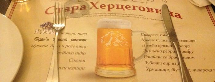 Stara Hercegovina is one of Domaća klopa.