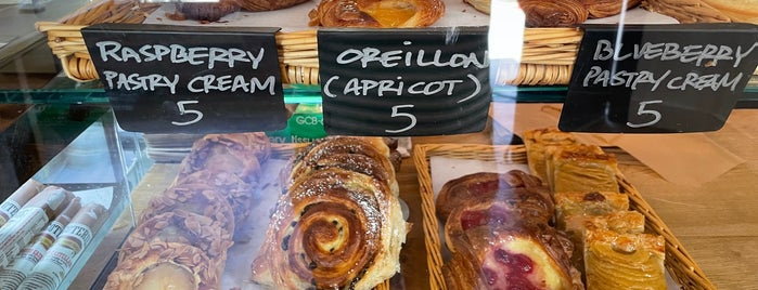 La Bicyclette Bakery is one of Today.