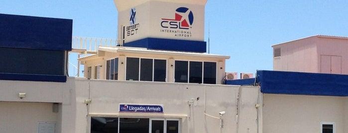 Aeropuerto Cabo San Lucas (MMSL) is one of Lugares favoritos de Juan.