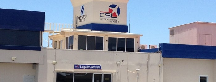 Aeropuerto Cabo San Lucas (MMSL) is one of Juan : понравившиеся места.