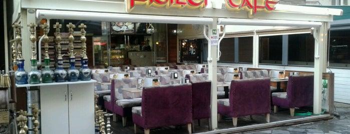 Fısıltı Cafe is one of Melekoğlu Special.