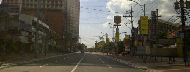 Timog Avenue is one of Recorded.