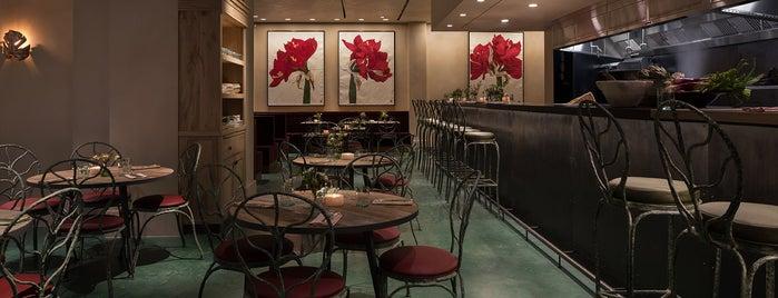 La Goccia is one of London Restaurants 2/2.