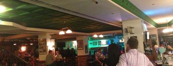Biddy Early's Irish Pub is one of Die 30 beliebtesten Irish Pubs in Deutschland.