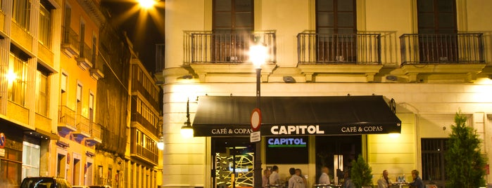 Capitol is one of Bares favoritos Sevilla.