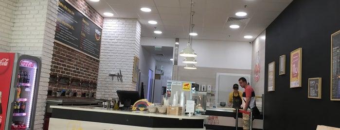 Pizza Lab is one of Tempat yang Disimpan Kaladan.