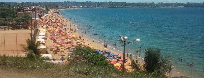 Praia de Boa Viagem is one of PRAIA.