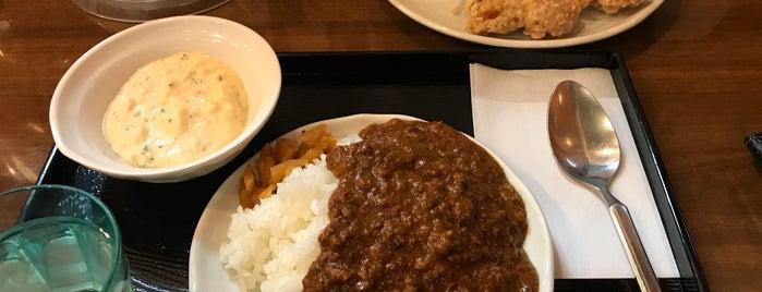 南蛮食堂 is one of สถานที่ที่บันทึกไว้ของ k_chicken.