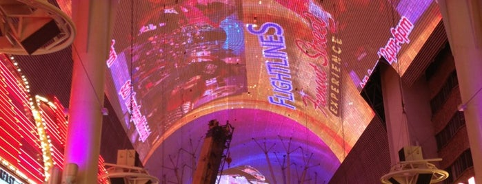 Fremont Street Experience is one of Las Vegas.
