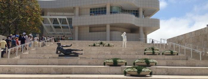 J. Paul Getty Museum is one of 100 Cheap Date Ideas in LA.
