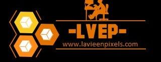"""""""La Vie En Pixels""""  (LVEP) is one of Orte, die Monsieur gefallen."""