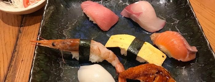元祖ぶっち切り寿司 魚心 南店 is one of Japan!.