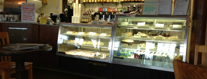 Café Cravings is one of Lieux sauvegardés par Jenny.