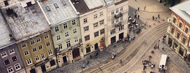 Площа Ринок is one of Lviv: One Day Trip.