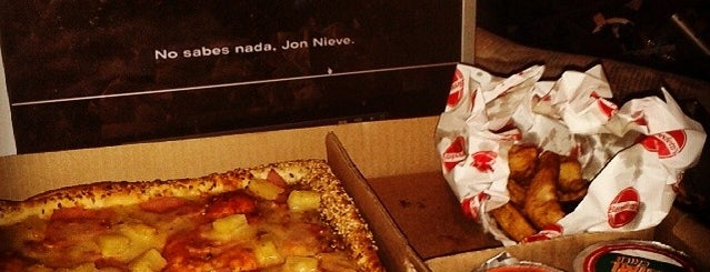 Benedetti's Pizza is one of Comida/Cena.