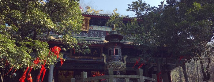玉皇山 is one of Jingyuan'ın Beğendiği Mekanlar.