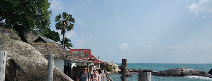 lighthouse club is one of Koh Pha Ngan.