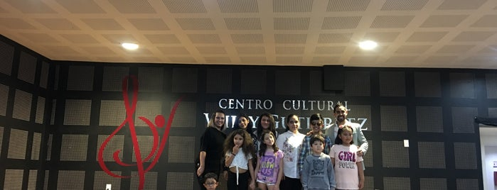 Centro Cultural Willy Gutierrez is one of Cultural.