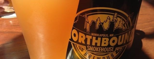 Northbound Smokehouse and Brewpub is one of Tap Rooms / Breweries in the Greater MN Area.