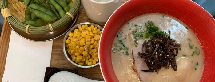 Tsuta 蔦 is one of Hong Kong ramen.