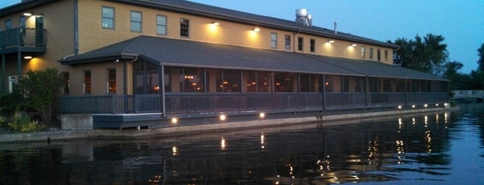 The Boathouse Restaurant is one of To Try.