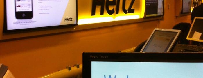 Hertz is one of Peter : понравившиеся места.