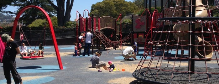 J.P. Murphy Playground is one of Kids SF.