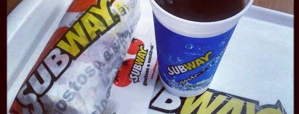 Subway is one of Gordices.
