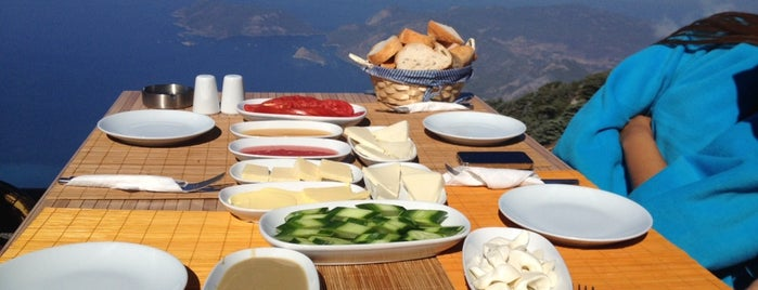 Babadağ Zirve Restaurant is one of Fethiye, Turkey.