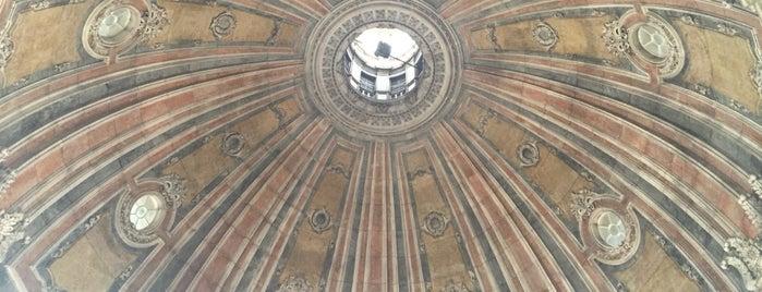 Basílica da Estrela is one of Portugal.