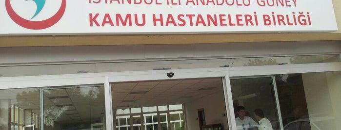 Sağlık Bakanlığı İstanbul İli Anadolu Güney Kamu Hastaneleri Birliği is one of Locais curtidos por k&k.