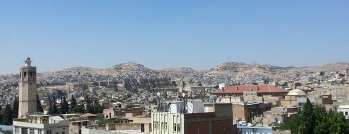 Rabis Hotel is one of Urfa.