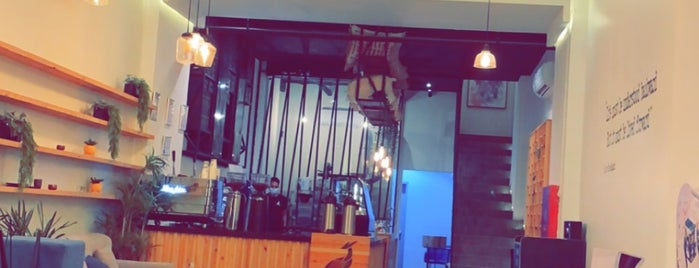 Hebro Roasters And Cafe is one of Posti che sono piaciuti a Mesha.