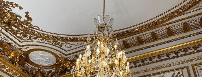 Hôtel de Crillon is one of Piscine Intérieure.