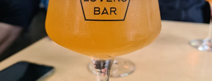 Beerlovers Bar is one of Lugares favoritos de Peter.