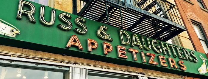 5 Best: New York Delis