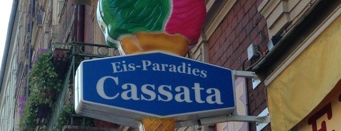 Eis Cassata is one of Karlsruhe beloved.