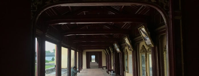 Điện Thái Hòa (Palace of Supreme Harmony) is one of Places In Hue.