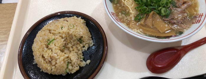 熟成麺屋 神来 イオンモールKYOTO店 is one of ZN'ın Beğendiği Mekanlar.