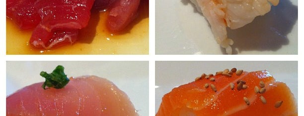 SUGARFISH by sushi nozawa is one of Iconic LA Tastes.