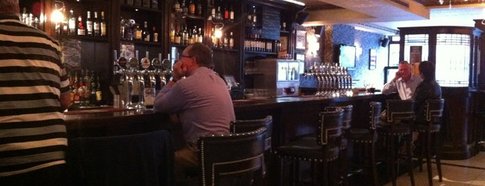 Mulligan's is one of Maria's List of Europe's Best Food and Drinks.