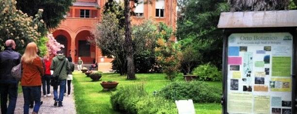 Orto Botanico is one of ZeroGuide • Bologna.