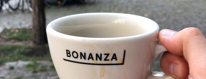 Bonanza Coffee is one of Lieux qui ont plu à Nikita.