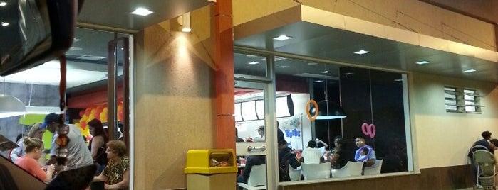 McDonald's is one of Ricardo'nun Kaydettiği Mekanlar.