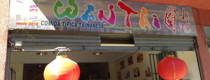 Wantai is one of Ruta Gastronómica.