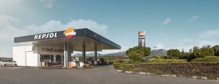 Gasolinera Repsol is one of HL Gasolineras.