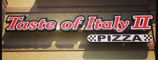 Taste Of Italy II is one of Locais curtidos por Tyler.
