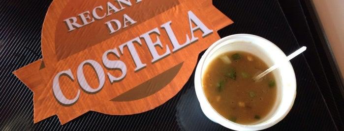 Recanto Da Costela is one of Restaurantes.